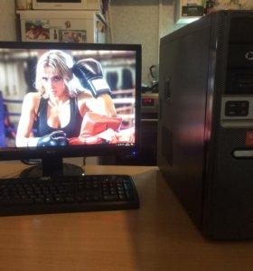 Отличный игровой компьютер