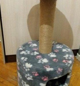 Домик для кошек.