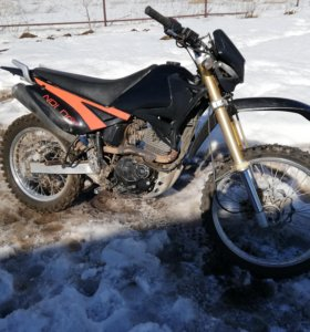 Baltmotors 200 enduro