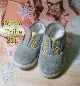Tokka Tribe-удобные кеды на весну-лето
