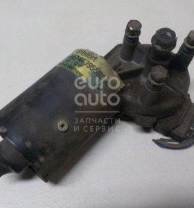 Моторчик стеклоочистителя передний Audi 100/200 [44] 1983-1991; (443955113AX)