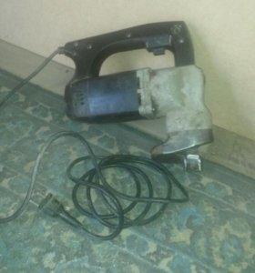 Электро-ножницы по металлу