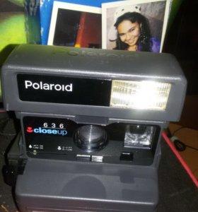 Фотокамера Polaroid 636