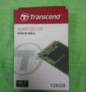 msata SSD 370 SATA 3 6Gb/s 128Gb
