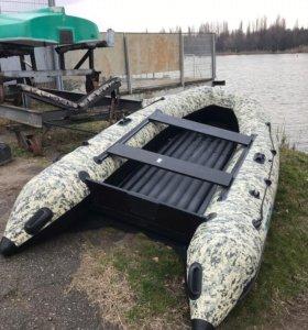 Лодка omolon X-motors SLD-330 нднд (эксклюзив)