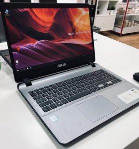 Asus i3-6006u\1000Gb\GeForce 2Gb. Как новый 2018г