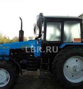 Трактор «мтз беларус 1221