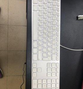 Клавиатура Apple USB Wired Keyboard (A1243)