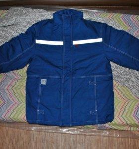 Куртка утепленная зимняя 44 и 48