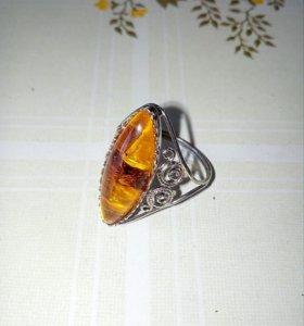 Винтажное кольцо,СССР