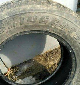 Резина bridgestone 265/65/17