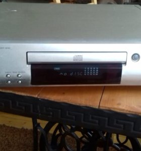 CD player Kenwood DPF-1030