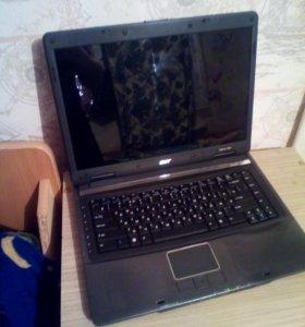 Ноутбук aser в хорошем состоянии