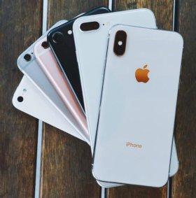 Apple iPhone 7/6S/6/SE. Годовая гарантия. Магазин