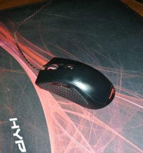 Мышь HyperX Pulsetire