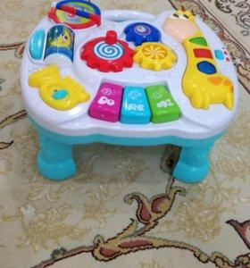 Музыкальный столик ( панель)