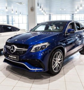 Mercedes-Benz GLE-Класс, 2018