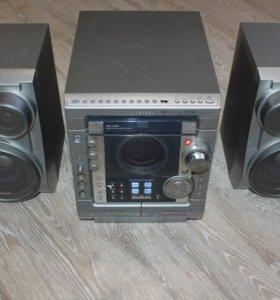 Музыкальный центр SAMSUNG MAX-KJ630