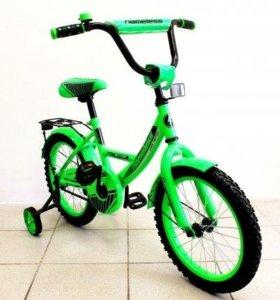 """Велосипед Nameless Vector Green 16"""" (б/у)"""