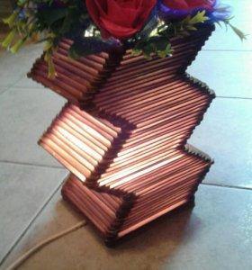 Светильники ручной работы