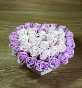 Наборы мыльных роз