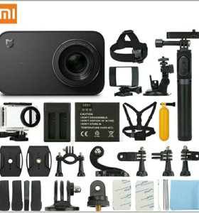 Xiaomi mi jia экшн-камера 4 к/30FPS Ambarella A12S