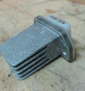 Сопротивление отопителя (моторчика печки) NISSAN P
