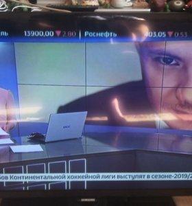 Samsung UE32F5000 жк телевизор. цифровой тюнер