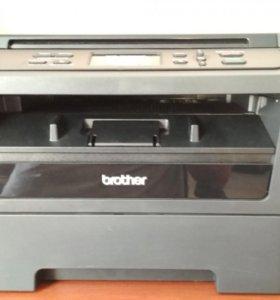 Принтер, сканер, копир brother