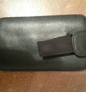 Продам кожаный чехол(нат..кожа) для смартфона