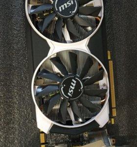 MSI GeForce GTX 960 [GTX 960 2GD5T OC]