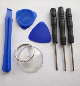 Инструменты для ремонта телефона/планшета