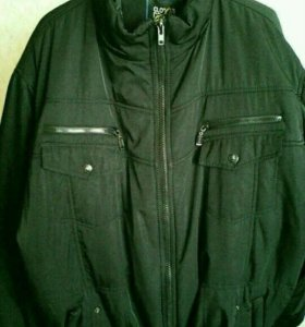 Куртка мужская демисизон, большой размер 62-64