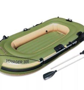Лодка Bestway voyager3000