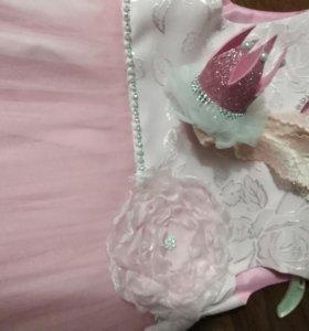 Платья детские прокат