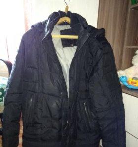 Мужская куртка, весенняя, осения