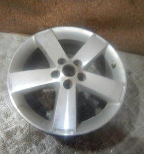Диск колесный литой, Диски-R17 5X108