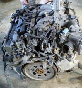 Двигатель нисан цефиро VQ25DD