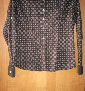 Продам женскую рубашку р 46-48