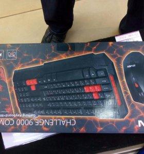 Игровая мышка + клавиатура