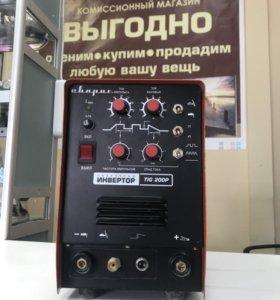 Сварочный инвертор Сварог TIG 200P (R21)