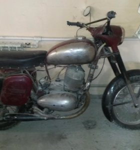 Мотоцикл ЯВА 350 360 1965 год выпуска
