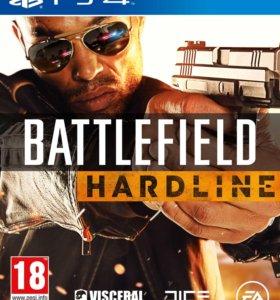 Battlefield Hardline (PS 4)