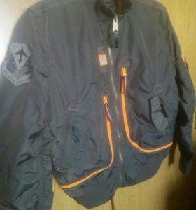 Куртка Инжектор бомбер Alpha Industries
