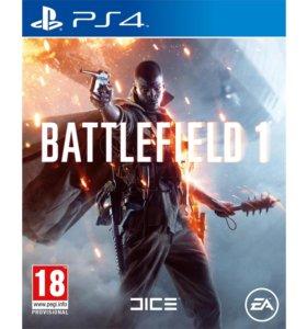 Battlefield 1 (PS 4)