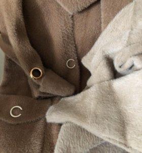 Пальто -кардиган оверсайз 2 модели