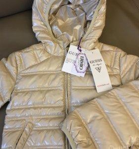 Куртка Guess детская новая
