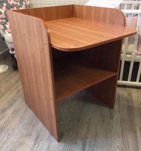 Пеленальный столик ( стеллаж)
