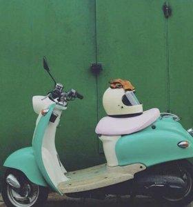 Yamaha vino скутер
