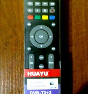 Пульт ДУ, для DVB-T2 тюнеров